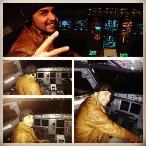 latino Cockpit